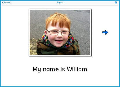 Special Stories - My name is William