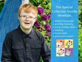 The Special Collection bundle offer - William